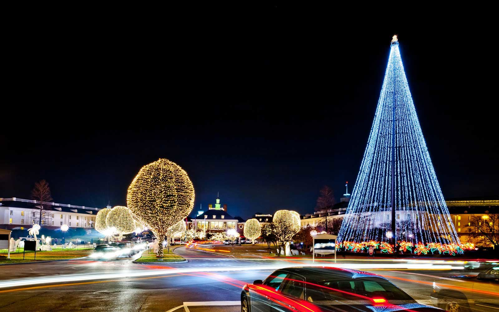 America S Favorite Cities For Christmas Lights 2016