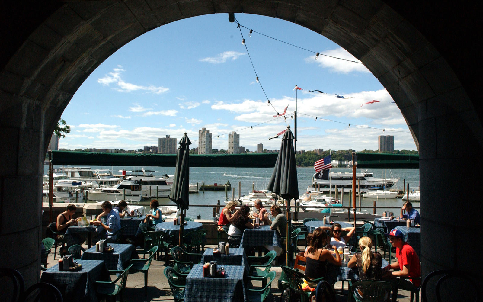 Boat Basin Cafe, New York