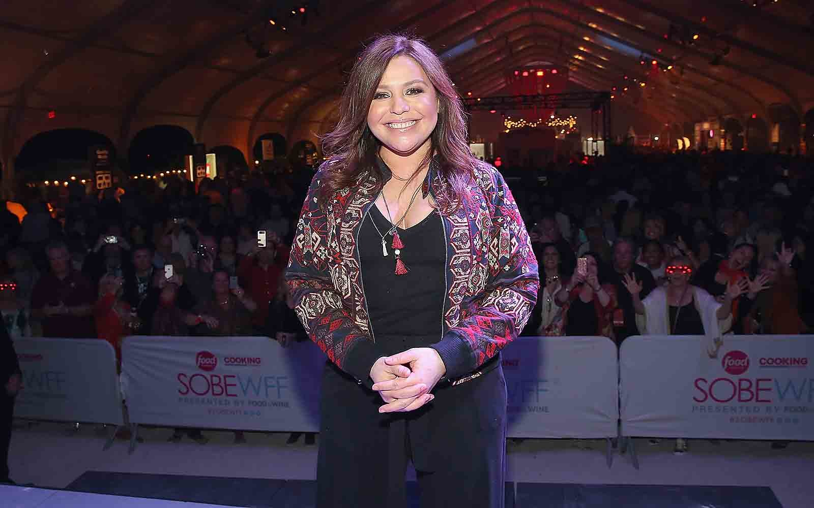 What Rachael Ray can't travel without