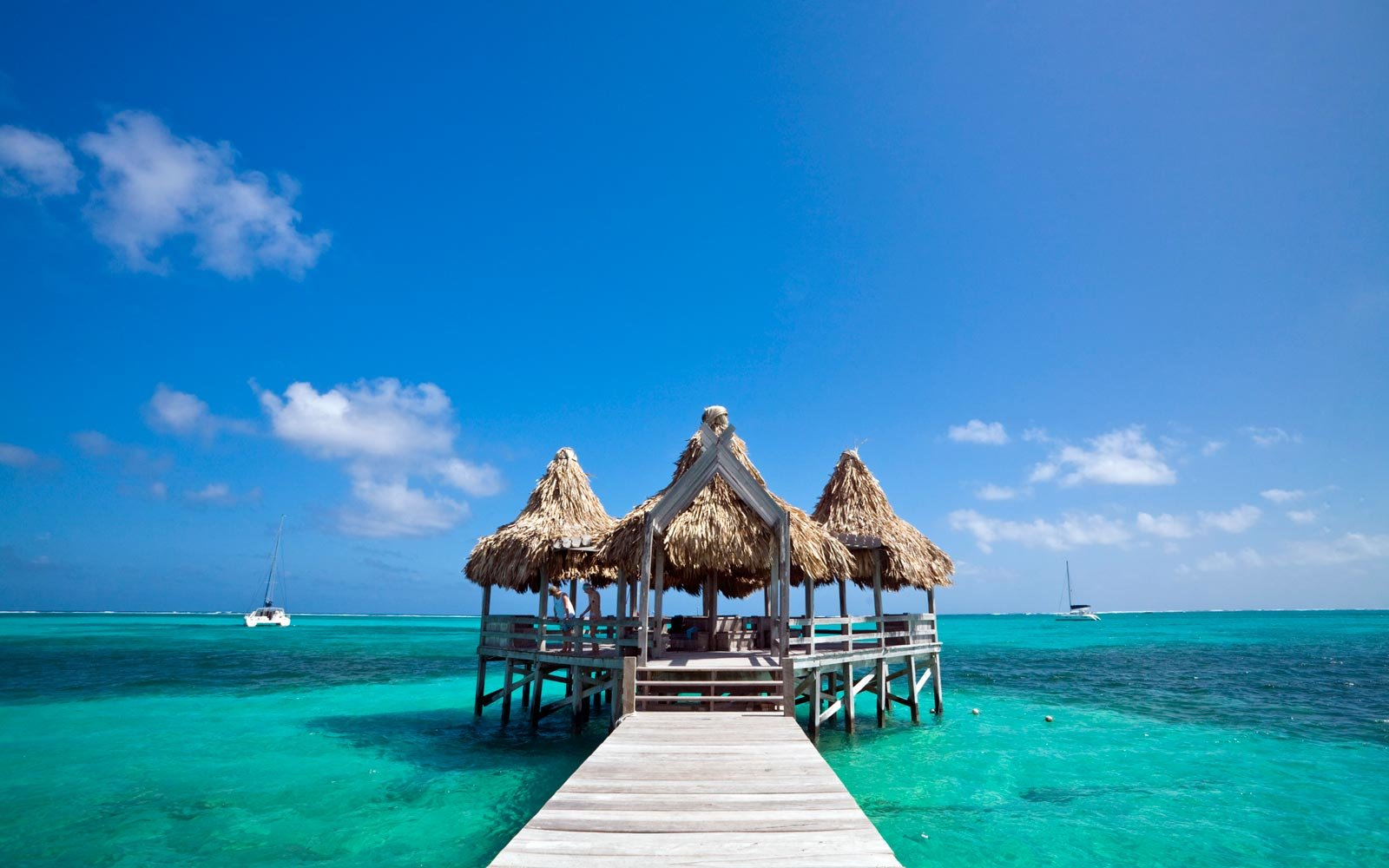 13 places to see the clearest blue water in the world | travel + leisure
