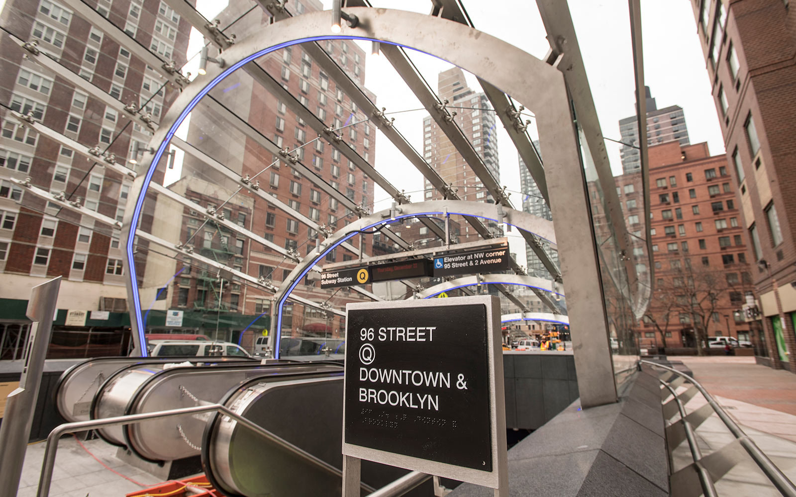 Second Avenue Subway, New York City