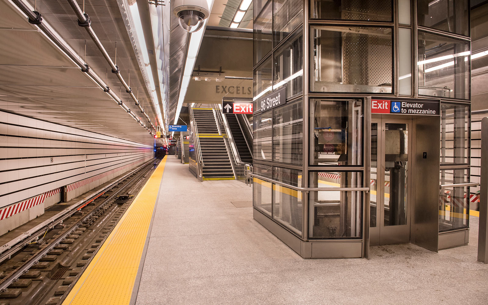 Second Avenue Subway, New York