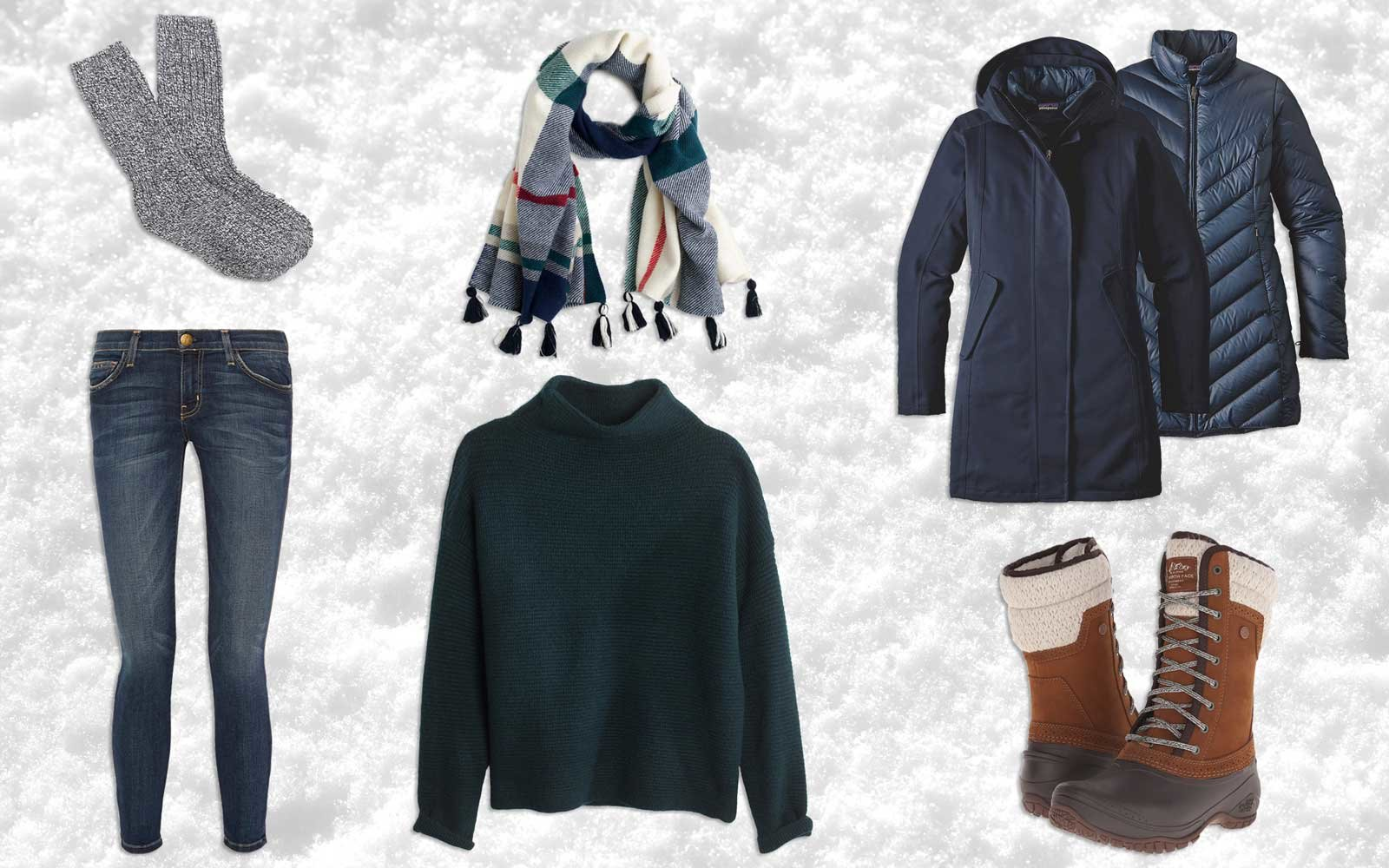 ba71e61ee Stylish Winter Travel Outfits