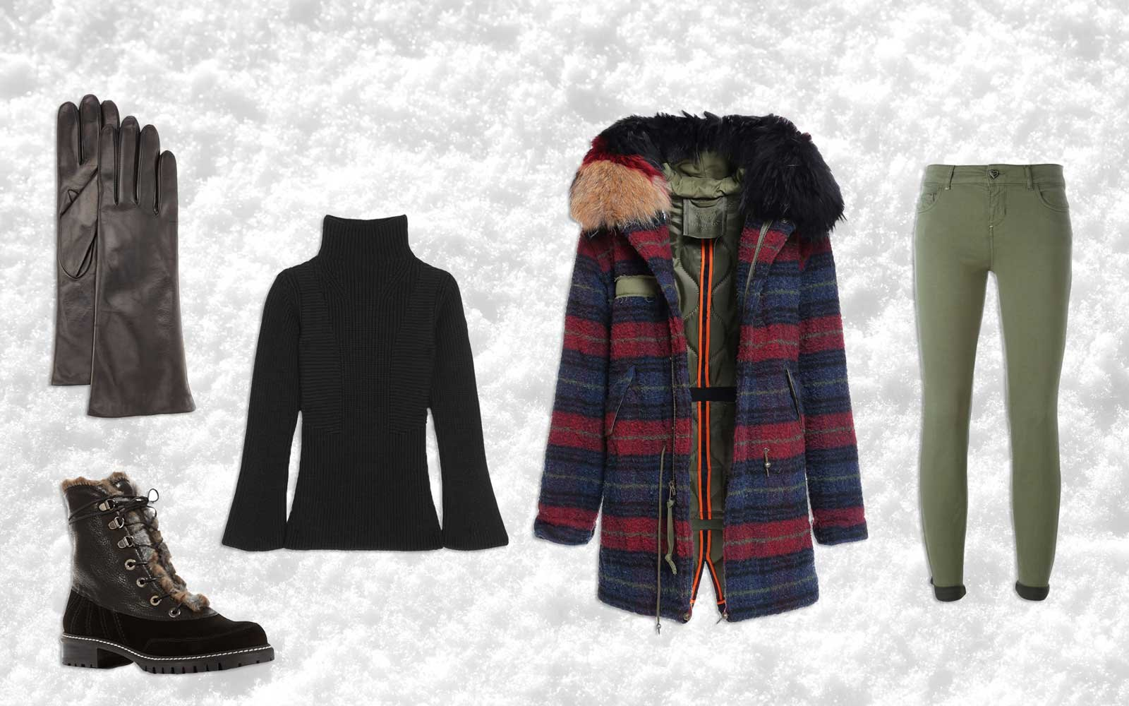 07057d807 Stylish Winter Travel Outfits