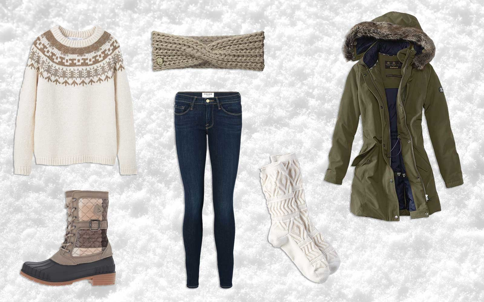 3333e28170 Stylish Winter Travel Outfits | Travel + Leisure