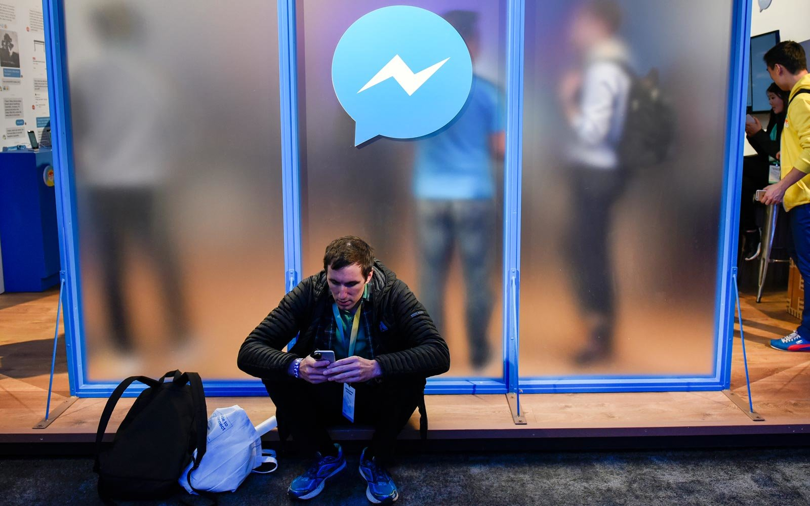how to search for private rooms in messenger on facebook