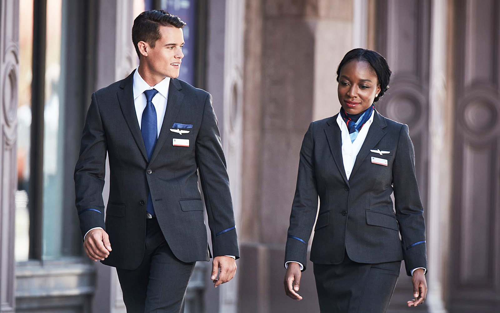 American Airlines uniform grievance