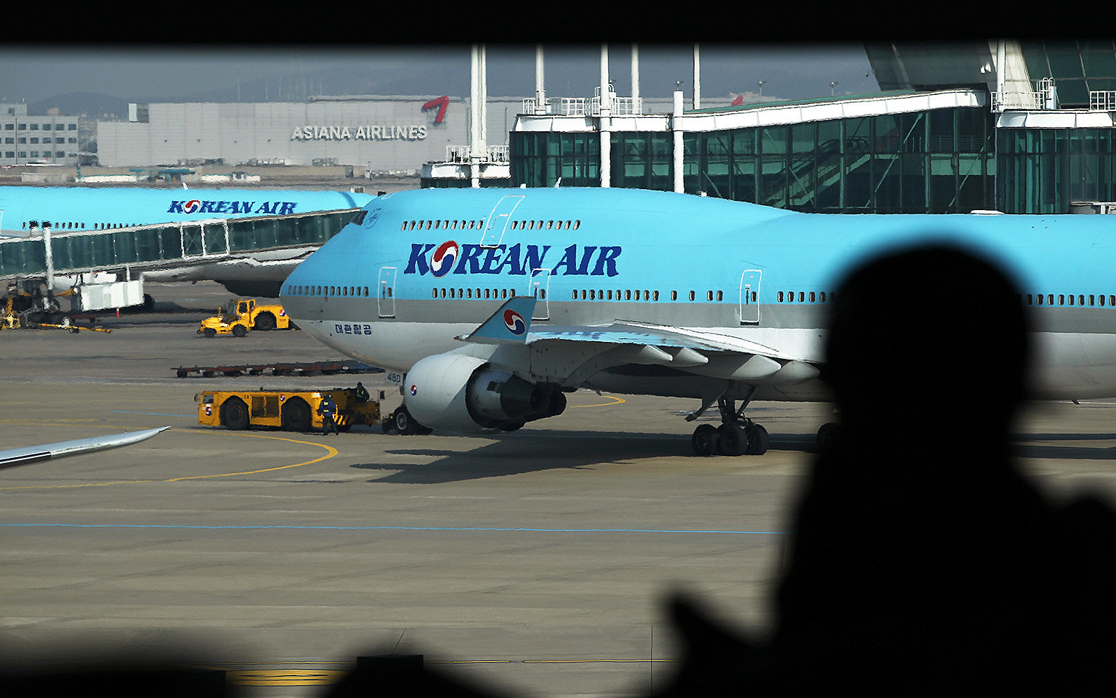 Korean Air to use more force