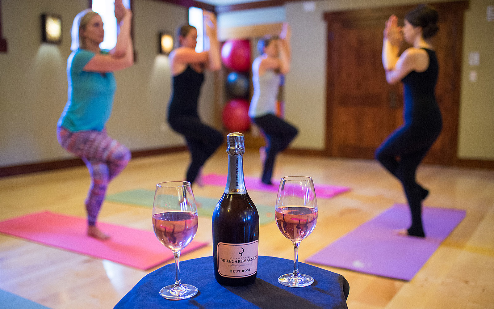 Wine and Workout Retreats