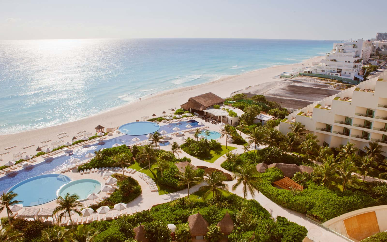 The best all inclusive resorts in cancun travel leisure for Live aqua cancun garden view room