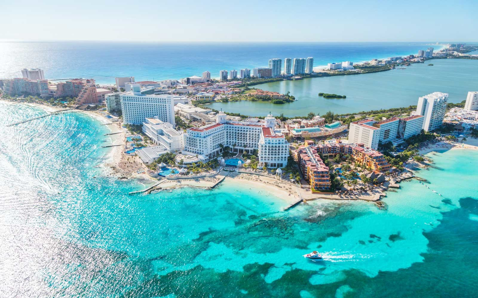 the best all-inclusive resorts in cancun | travel + leisure
