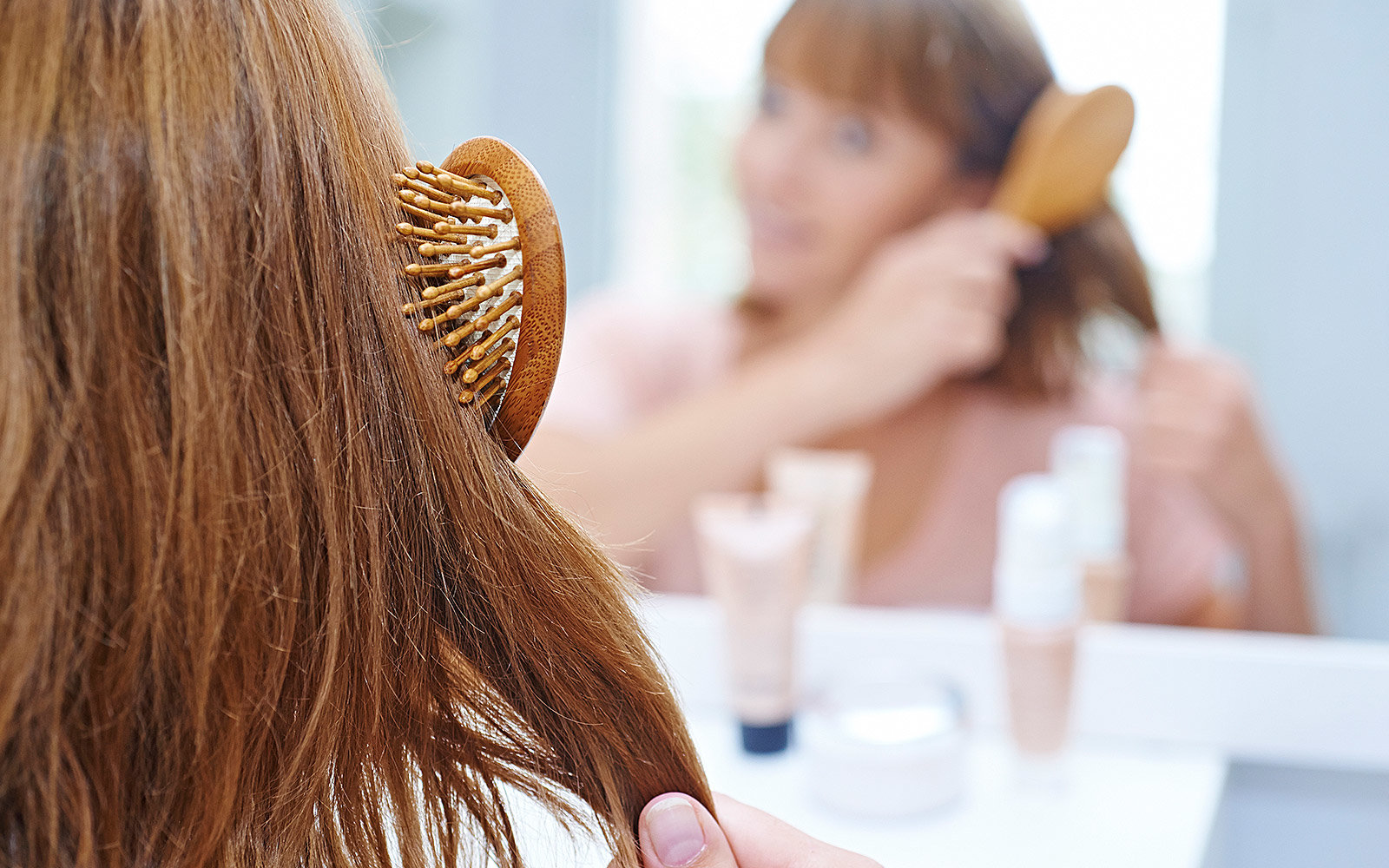 You've Been Brushing Your Hair Wrong