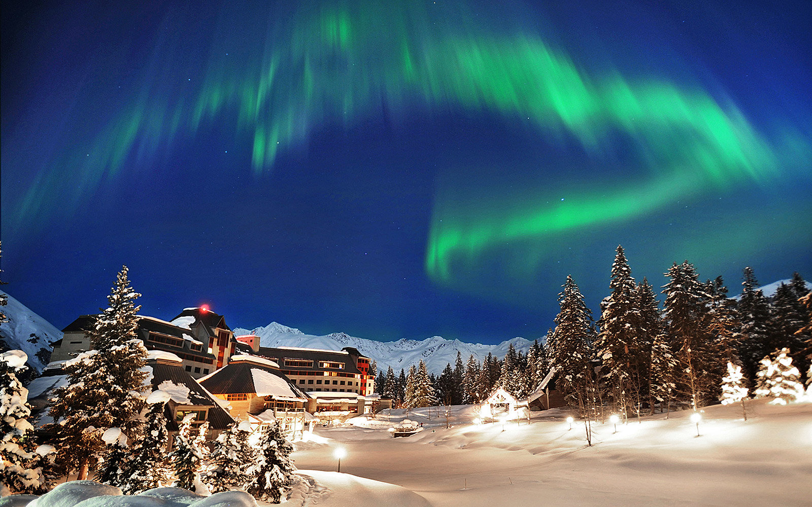 Alyeska Resort in Alaska