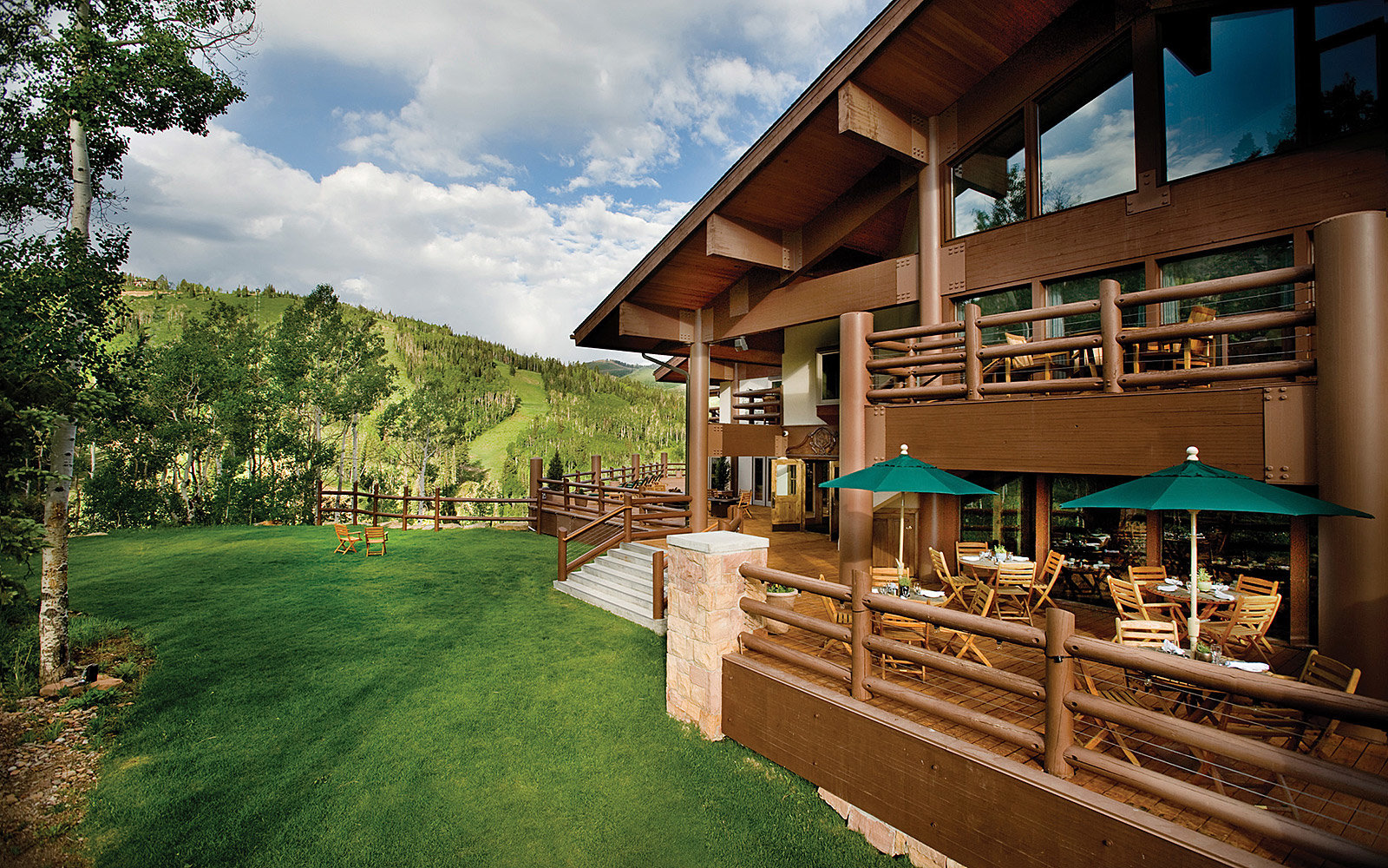 Stein Eriksen Lodge in Utah