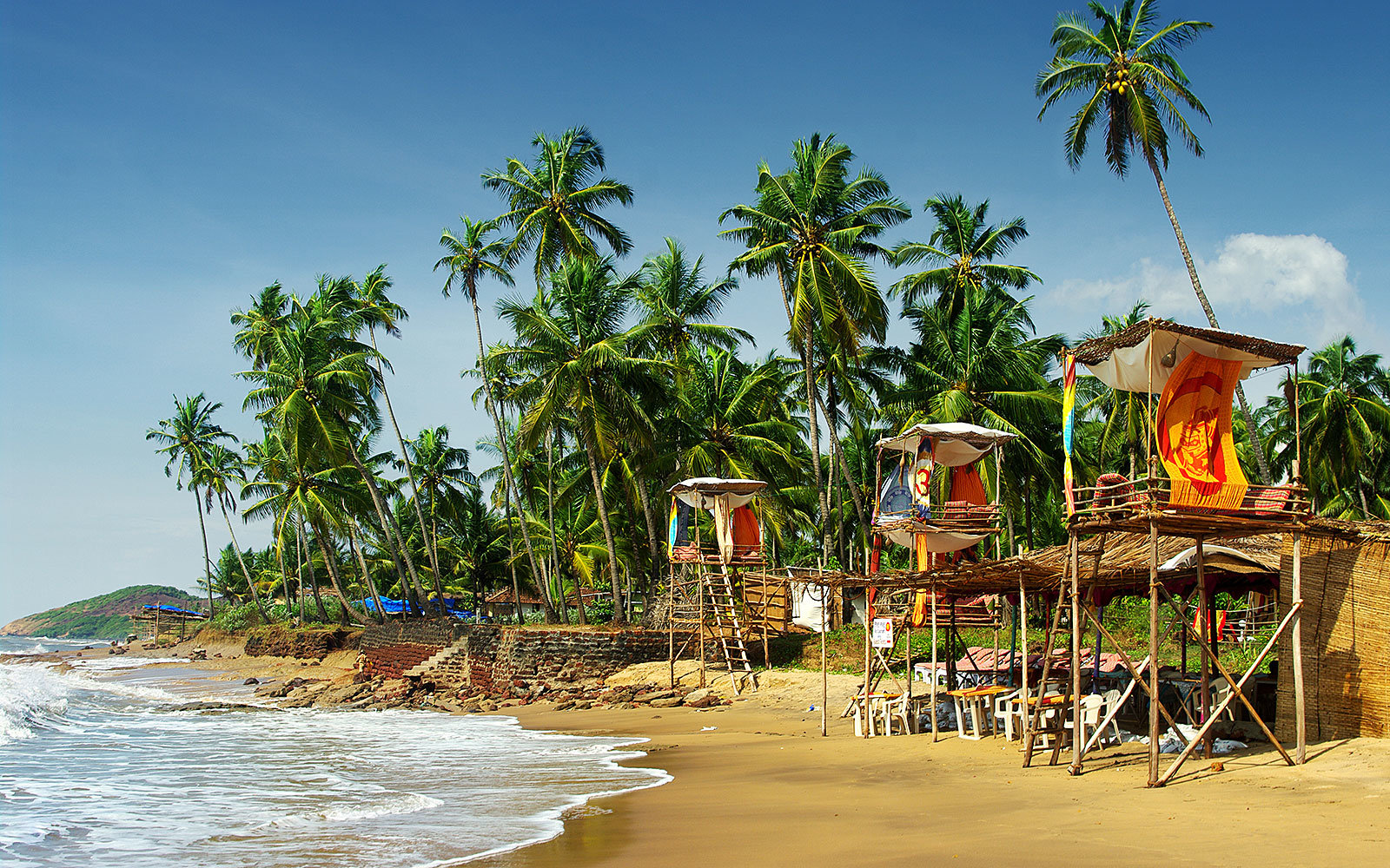 Get your feet wet in Goa