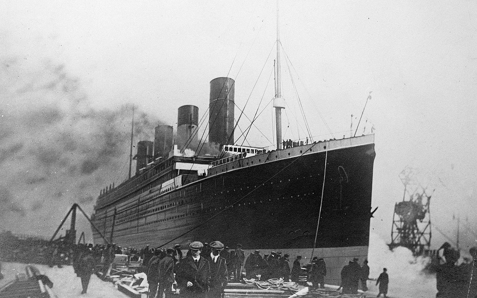 an iceberg may not have sunk the titanic after all travel leisure