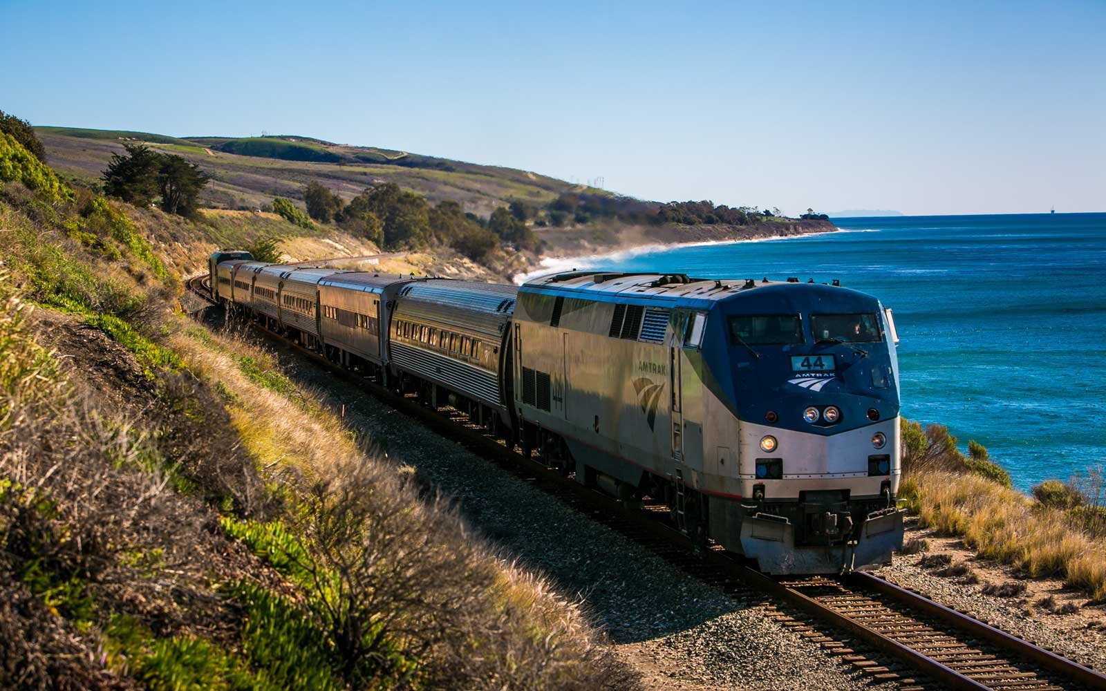 How to Plan a Vacation by Train