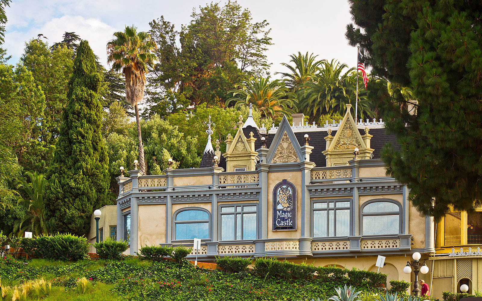 Second magic castle in LA