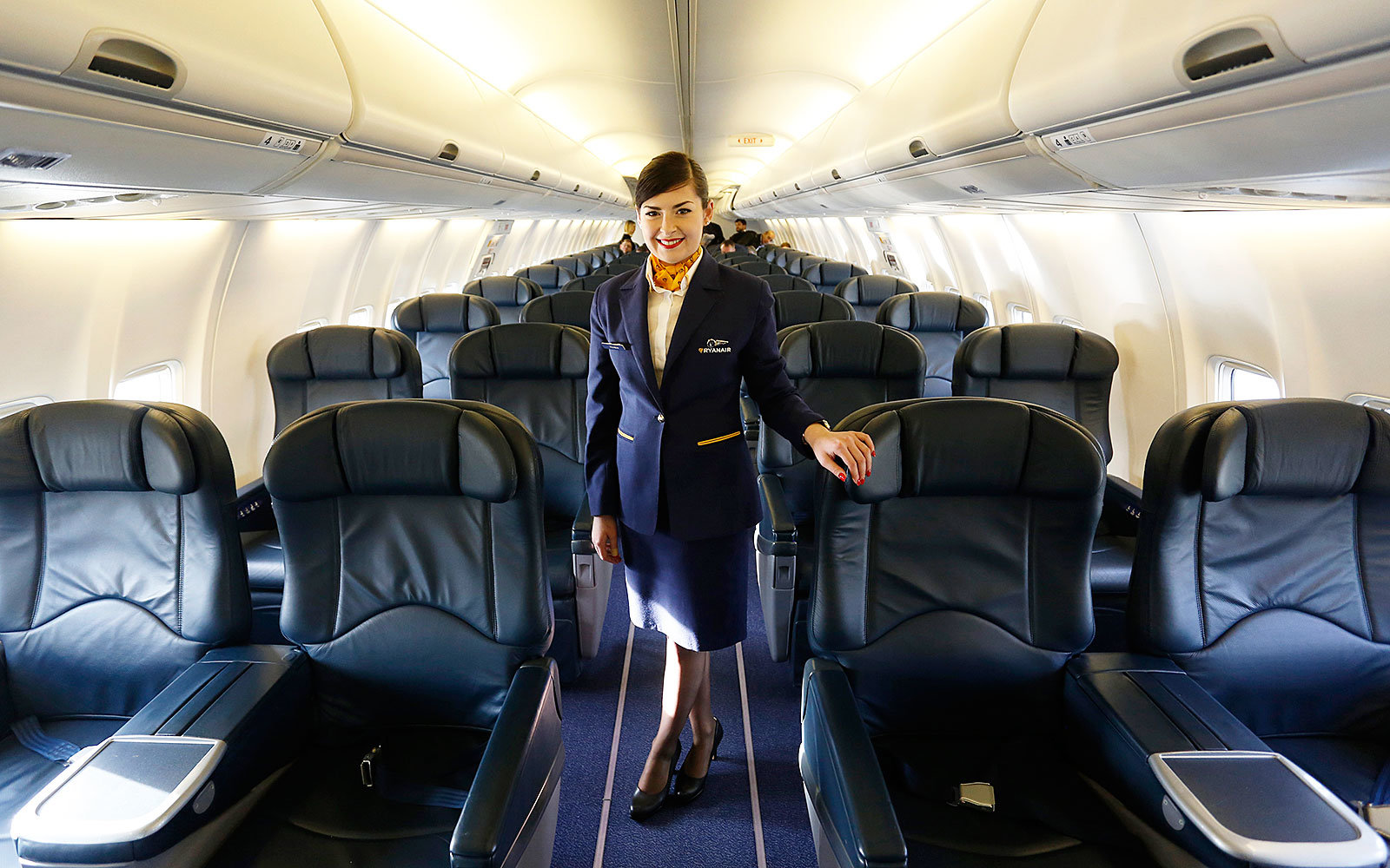 Flight Attendants Reveal All The Places You Don T Want To