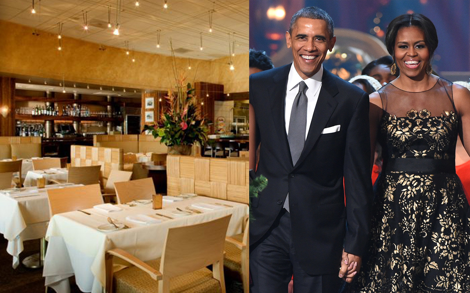 Want to Spot a Celebrity at Dinner? Here's Where You Should Make a Reservation
