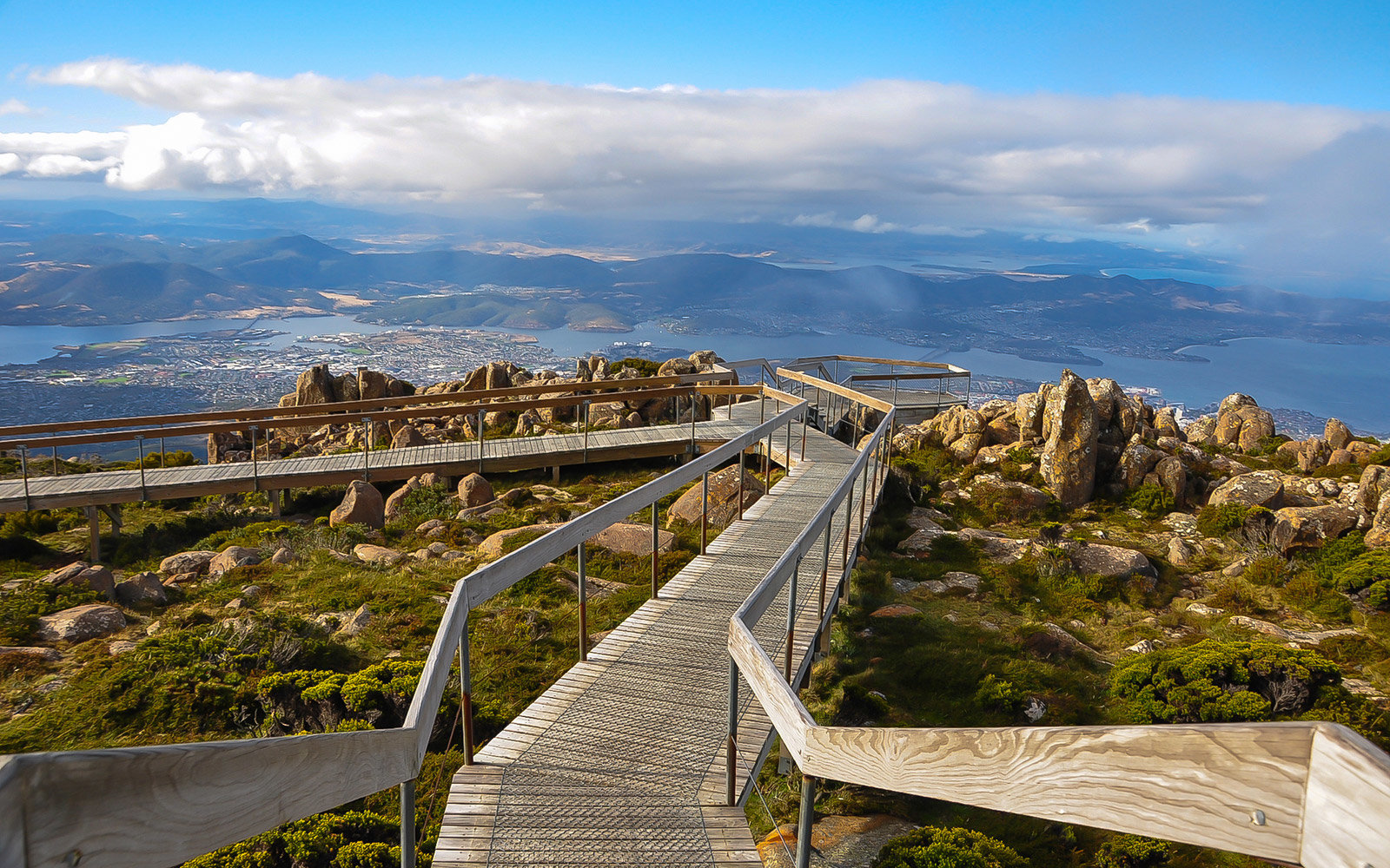 Golden Globes Lion Guide to Tasmania