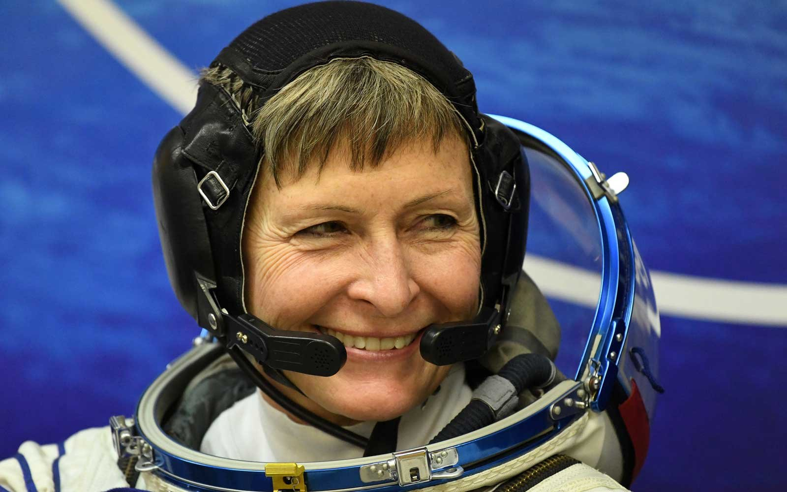 Oldest Female Astronaut in Space