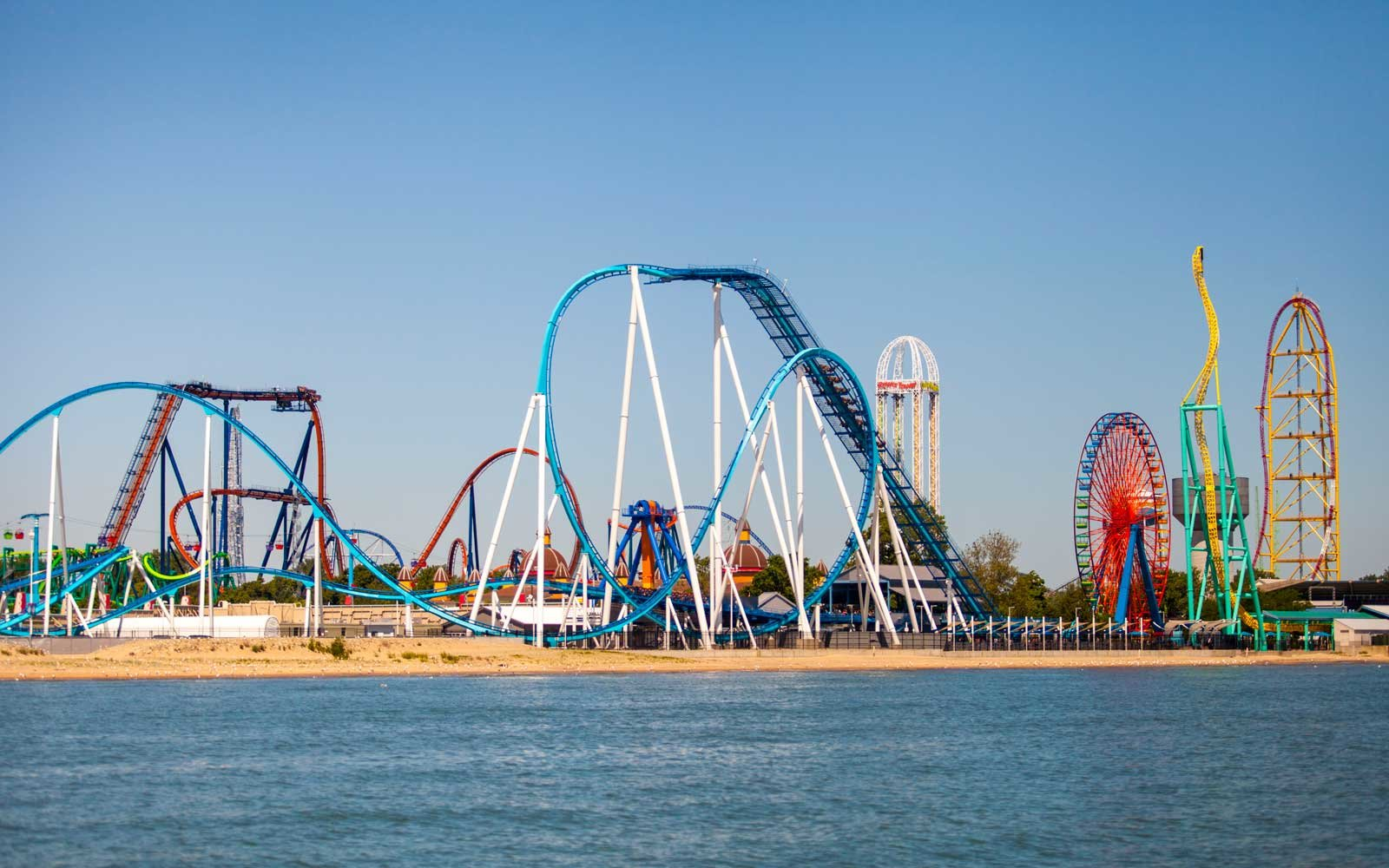 Every New Ride Coming To Amusement Parks In 2017 Travel