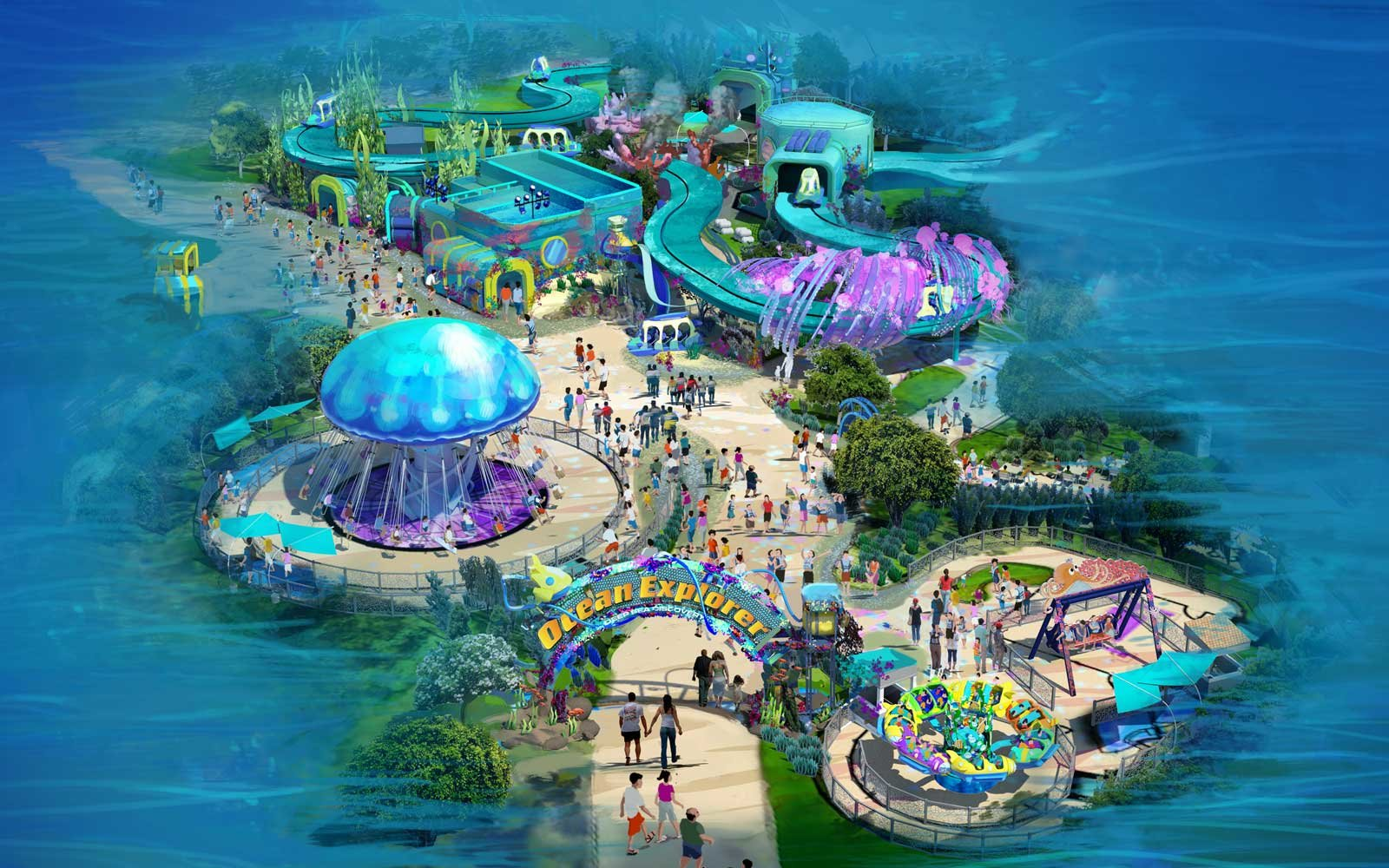 Every New Ride Coming to Amusement Parks in 2017 | Travel ...