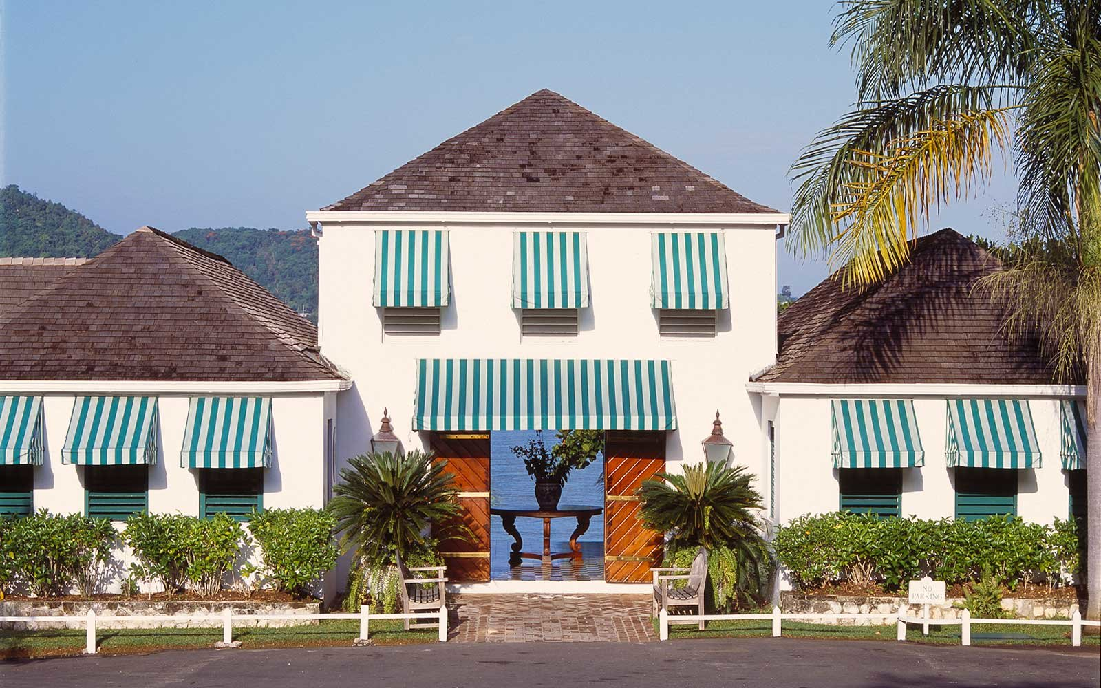 8. Round Hill Hotel & Villas in Montego Bay,  Jamaica