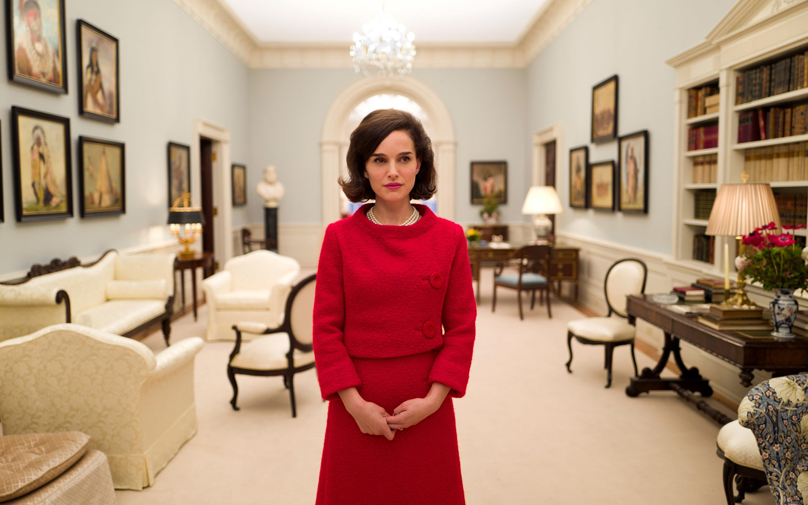 Film still from Jackie