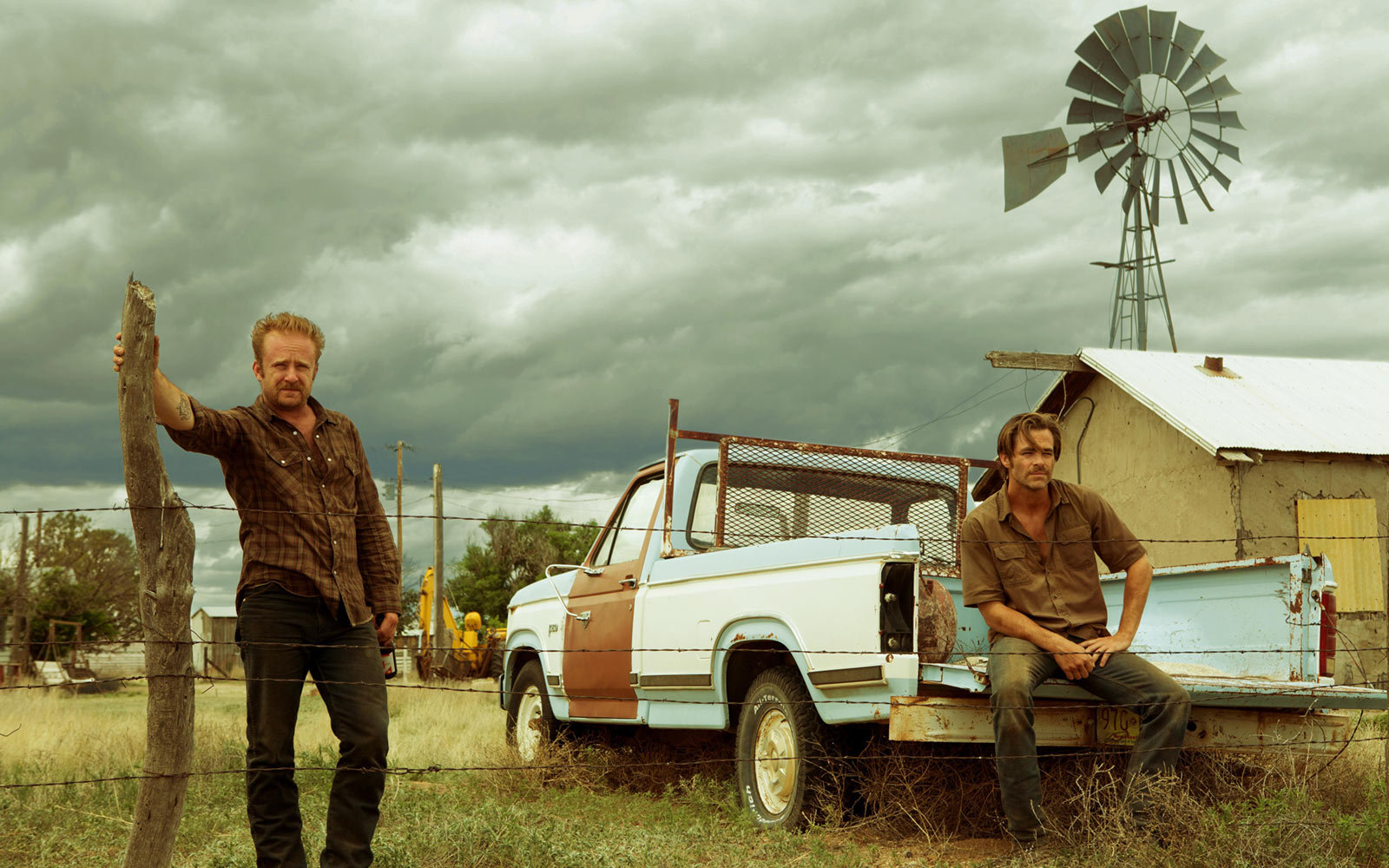 Hell or High Water Film Still