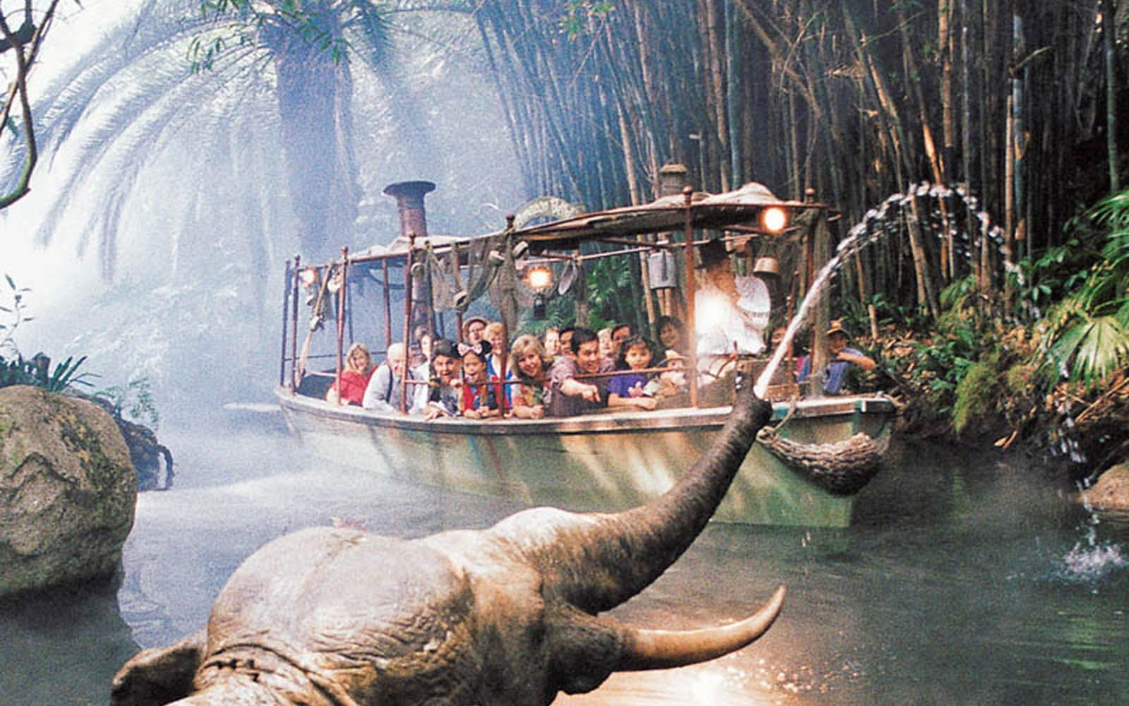 14 Surprising Stories You Never Heard About Disney's Adventureland