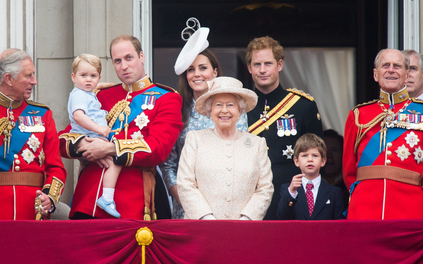 What is the British Royal Family's Last Name