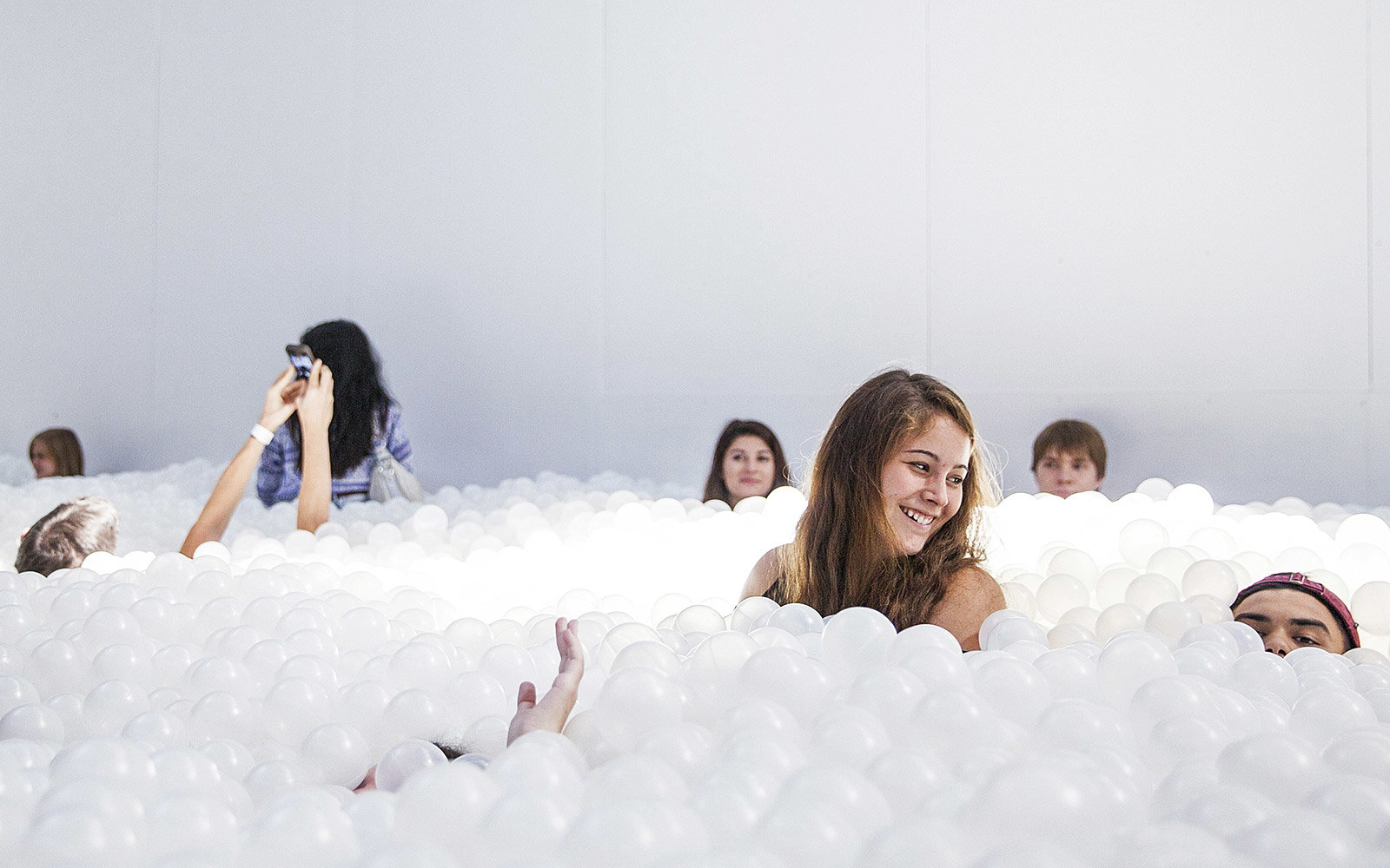 Ball Pit Exhibition