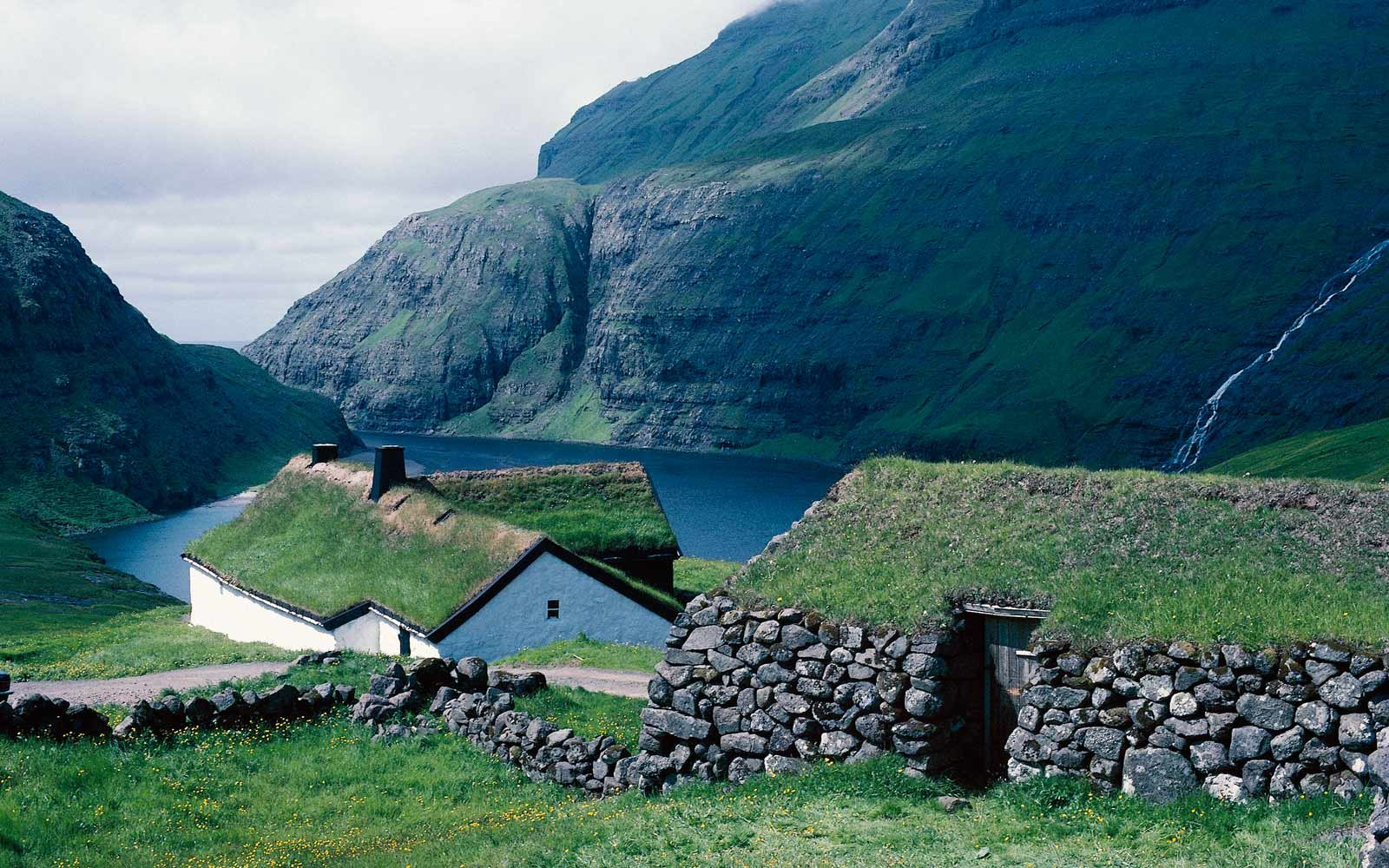 Investigate Viking Ruins on the Faroe Islands