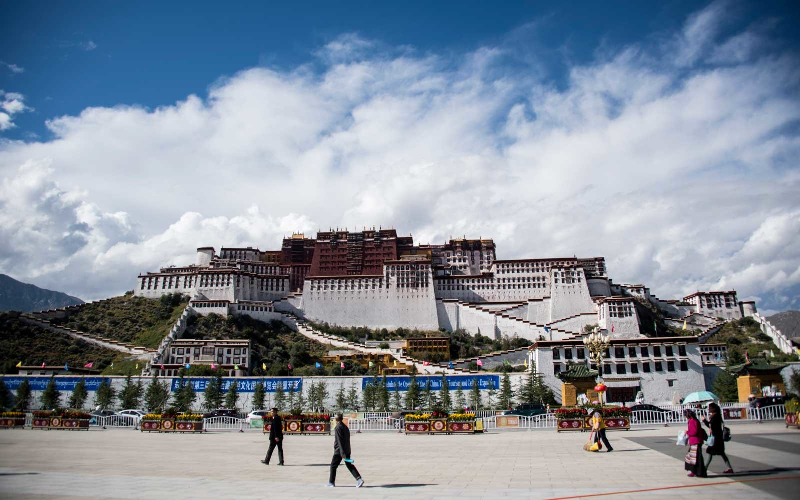 Visit the Winter Home of the Dalai Lama
