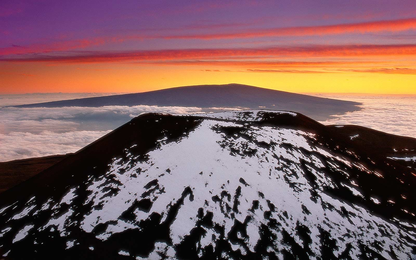 The Largest Volcano in the World
