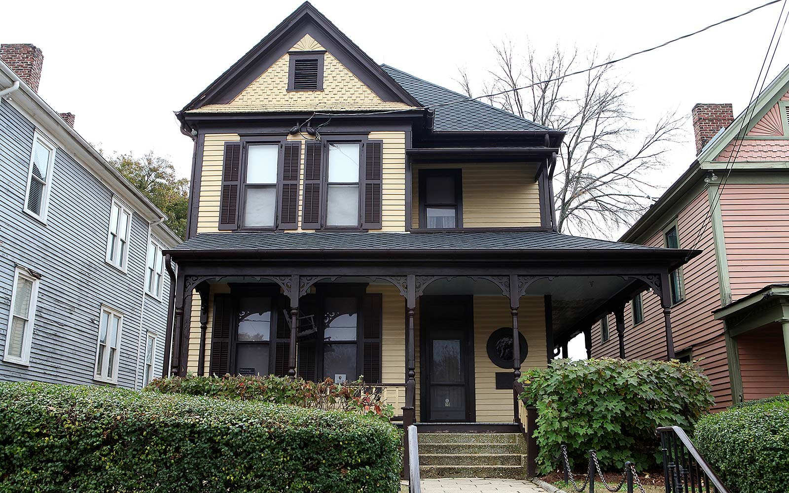 You Can Now Visit Martin Luther King Jr.'s Childhood Home | Travel ...