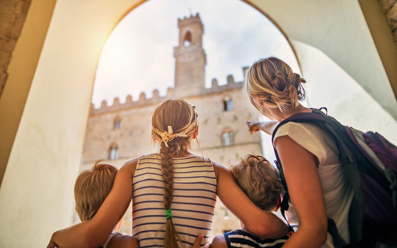 Why travel is good for kids
