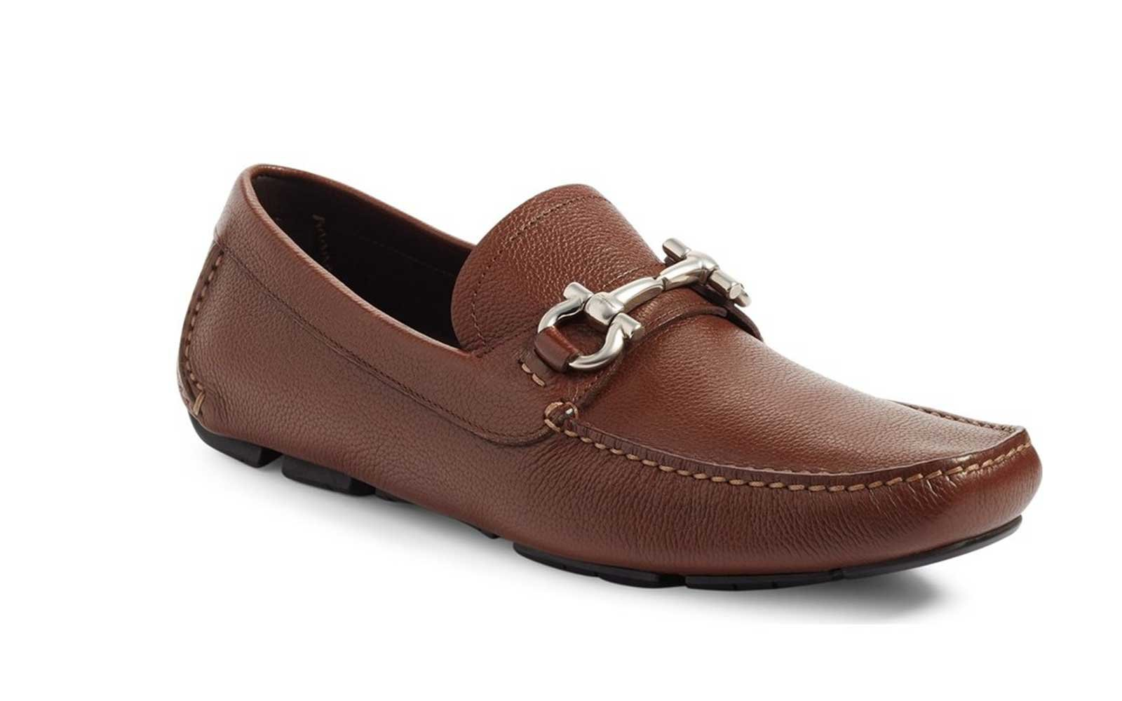 best dress shoes for men Salvatore Ferragamo loafers