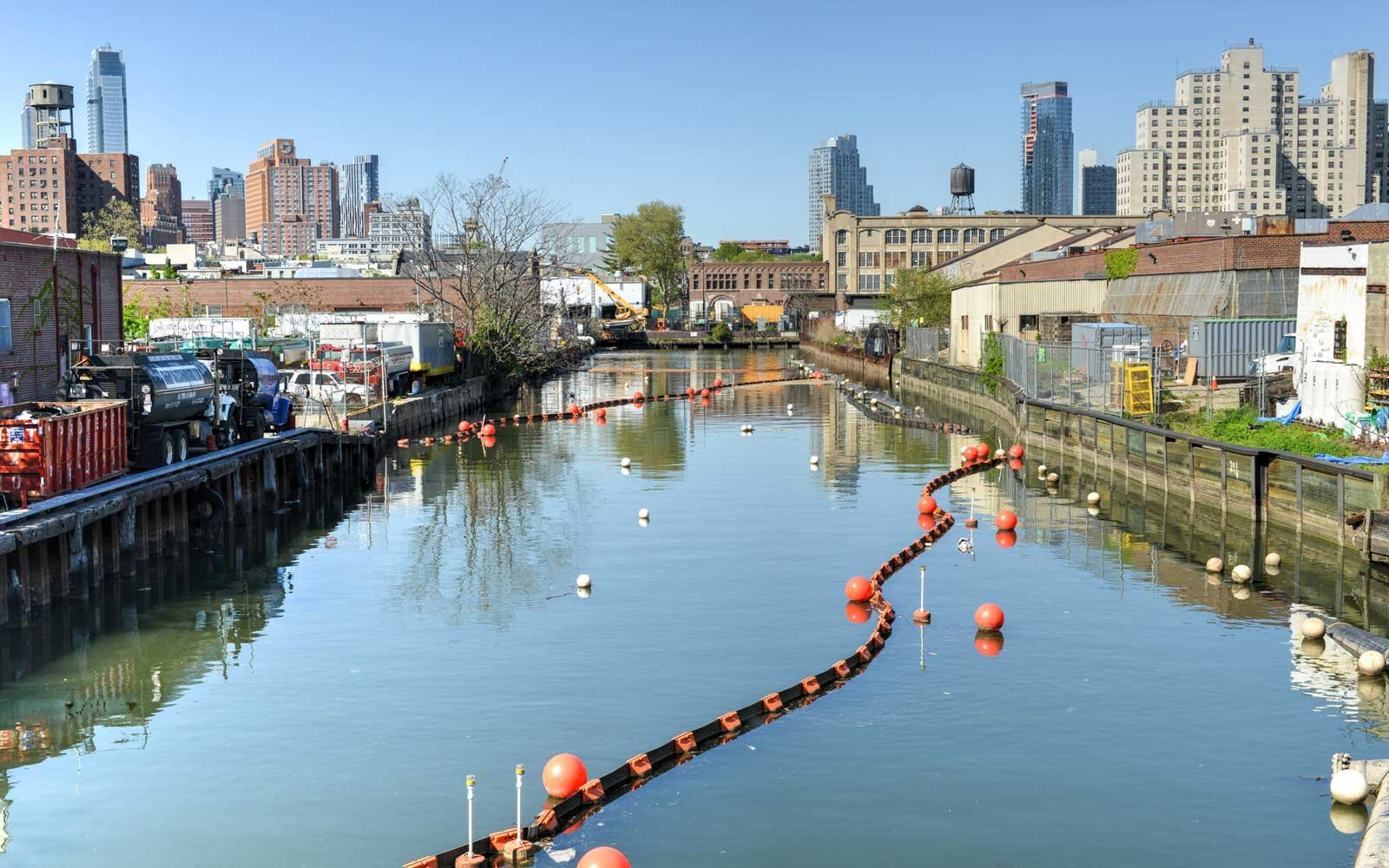 Gowanus Canal Fish Safe To Eat