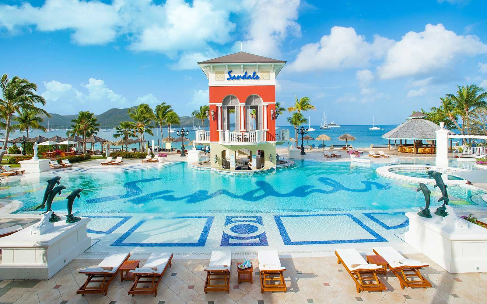 The best all inclusive st lucia resorts travel leisure for Find all inclusive resorts