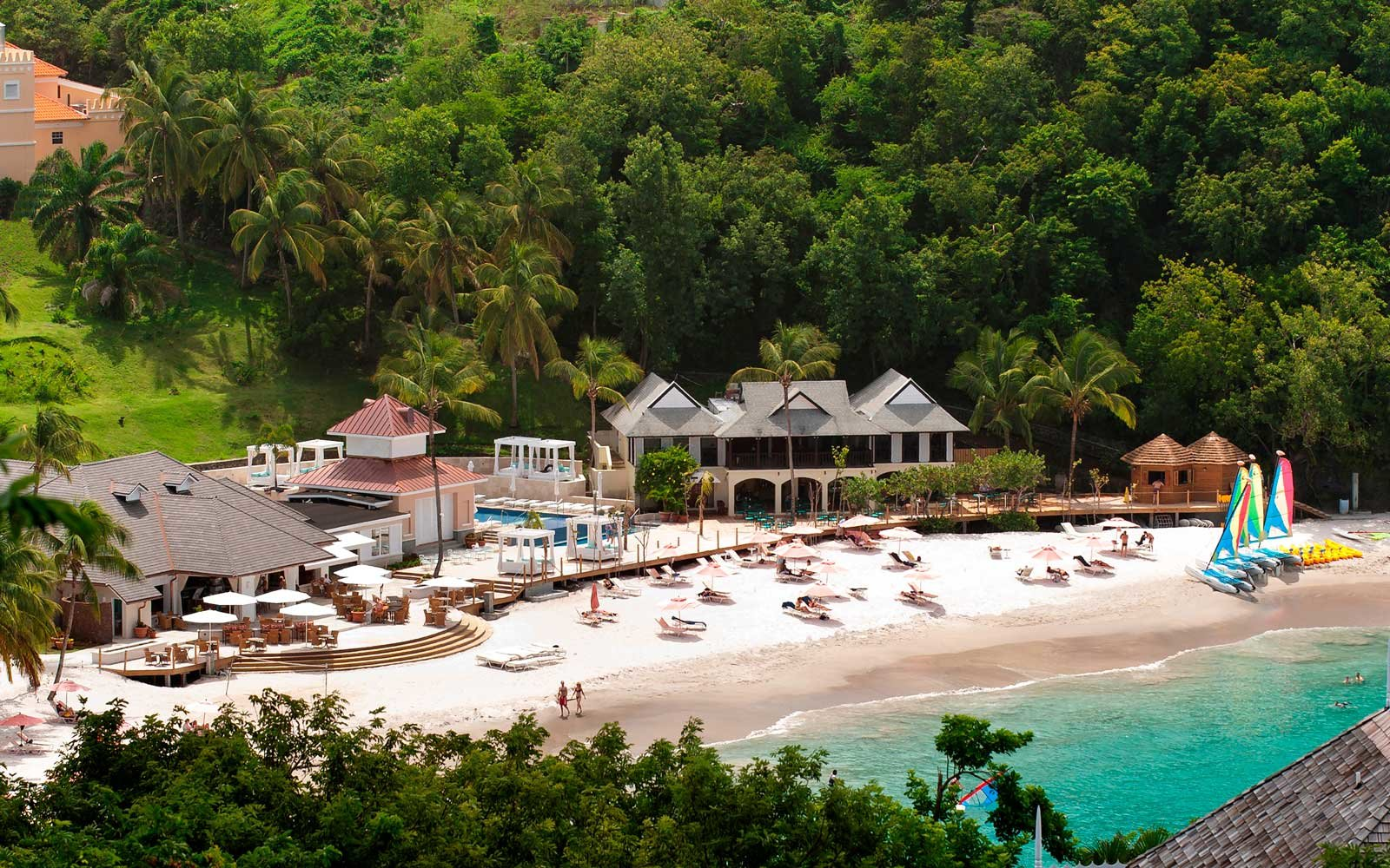 All-Inclusive Resorts in St. Lucia