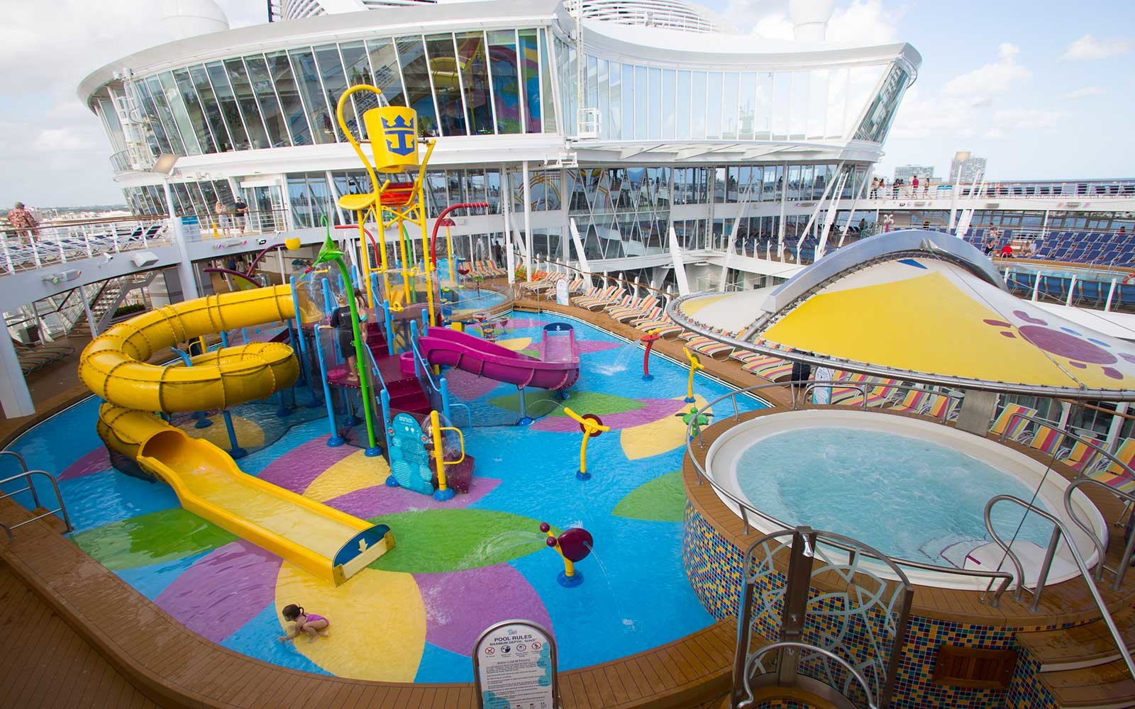CRUISE: Royal Caribbean International Harmony of the Seas