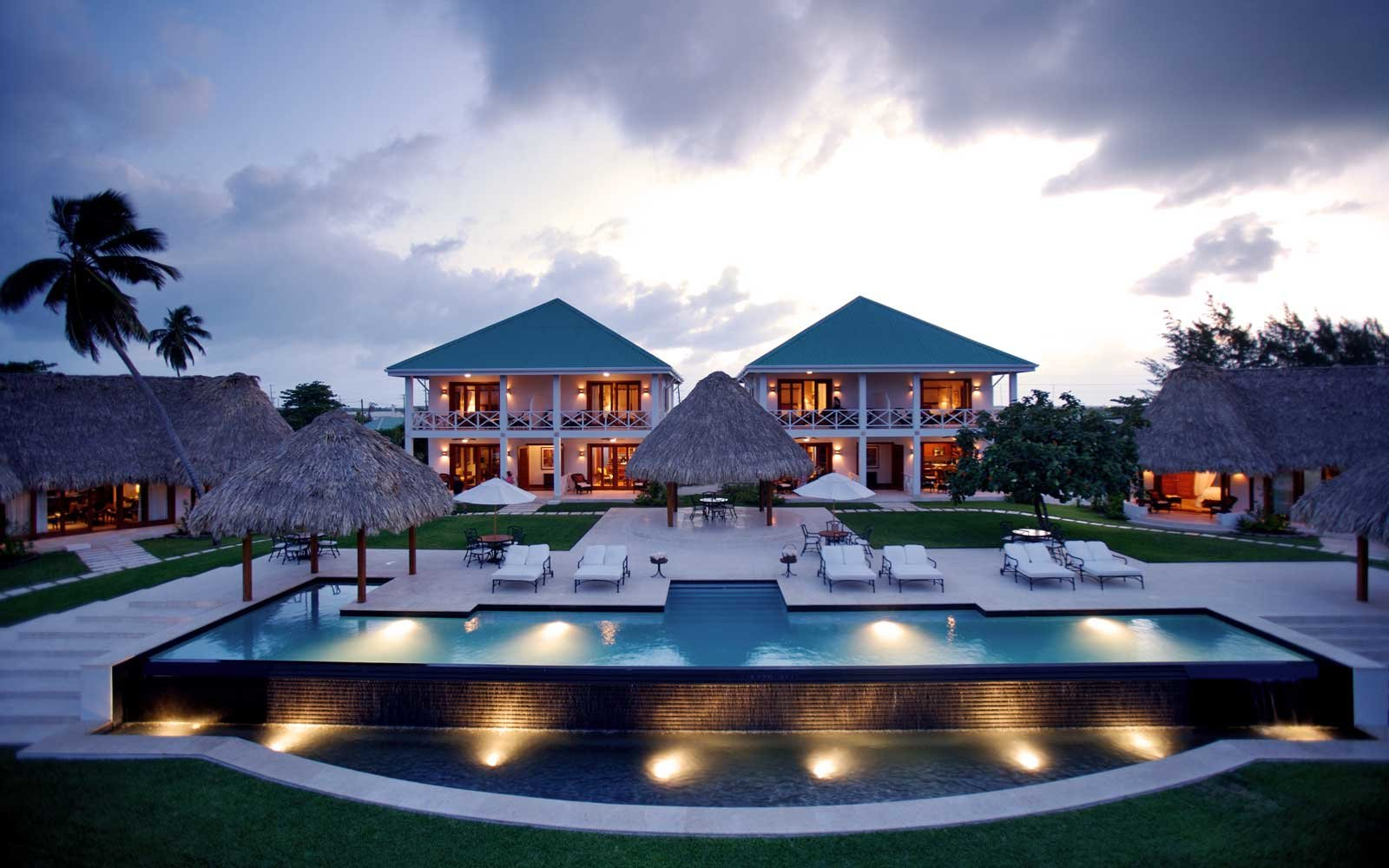 Top all inclusive belize resorts travel leisure for Best houses in the world for sale