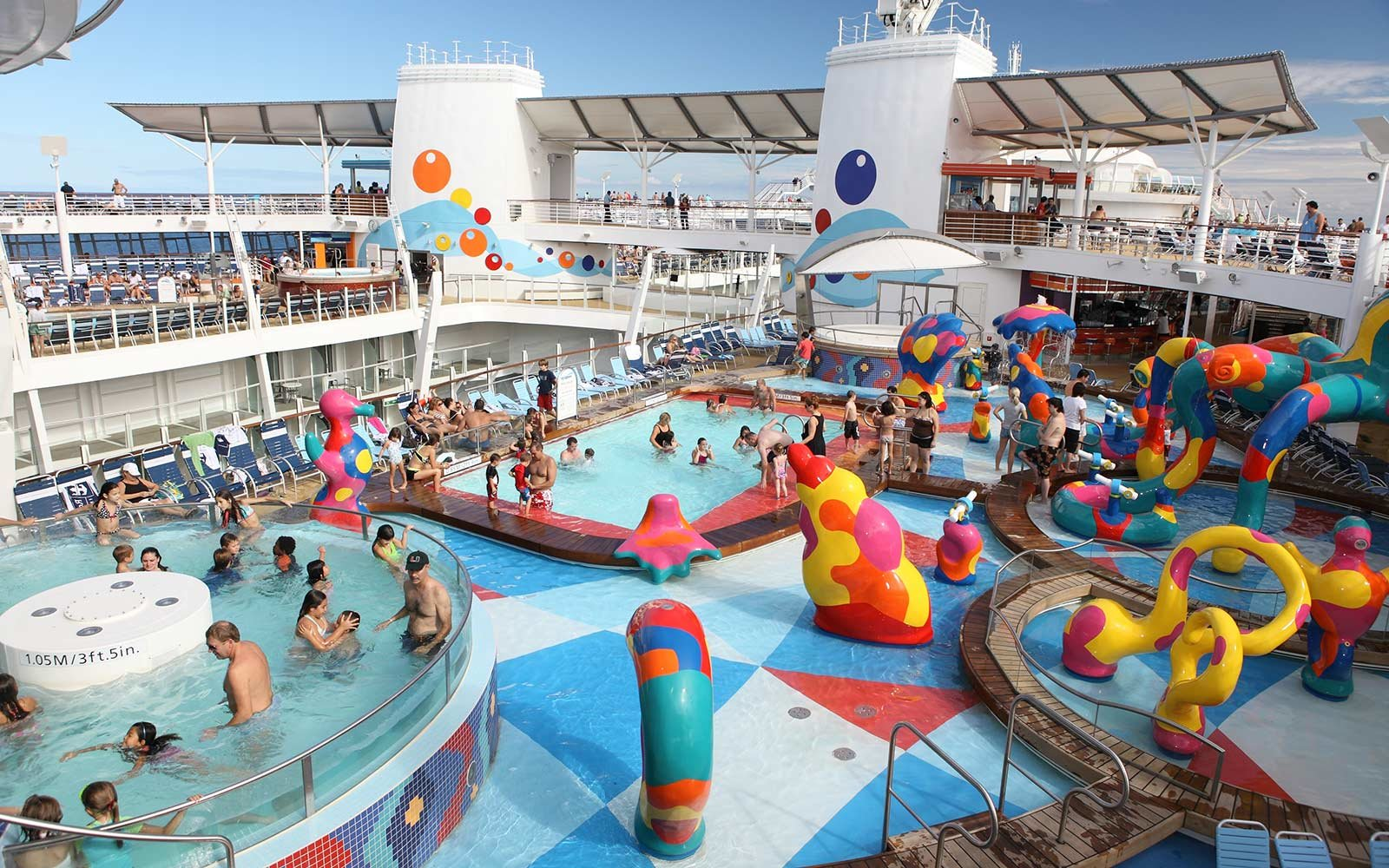 Five Things To Know About Royal Caribbean Internationals Oasis Of - Cruise ship oasis of the seas