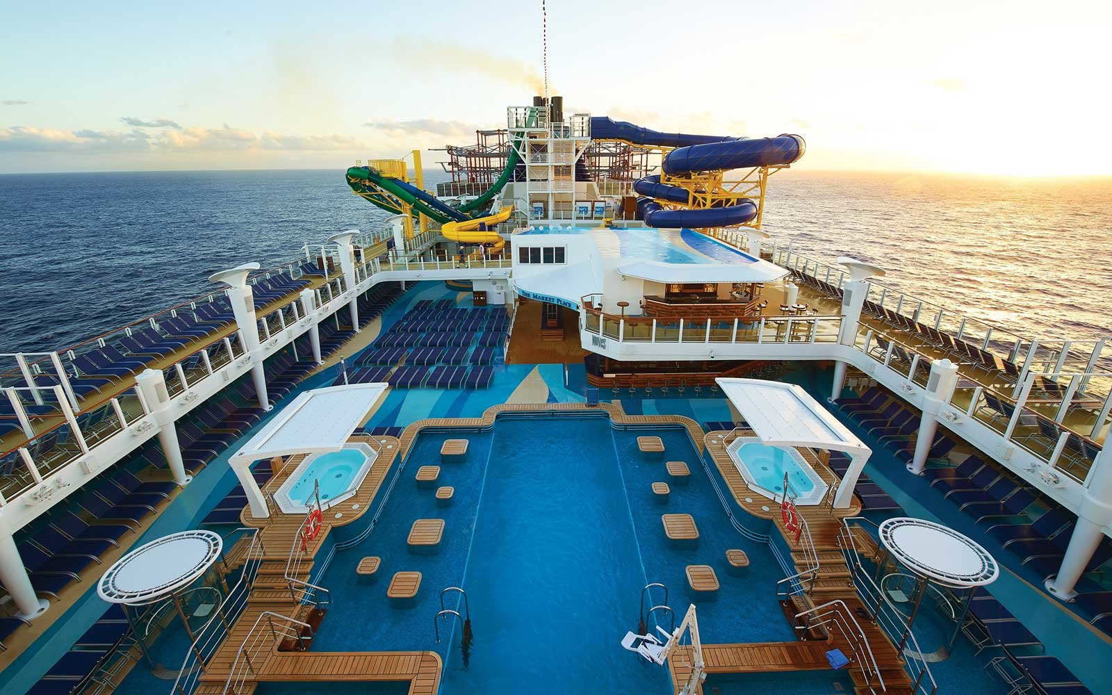 Five Things To Know About Norwegian Cruise Line's Escape