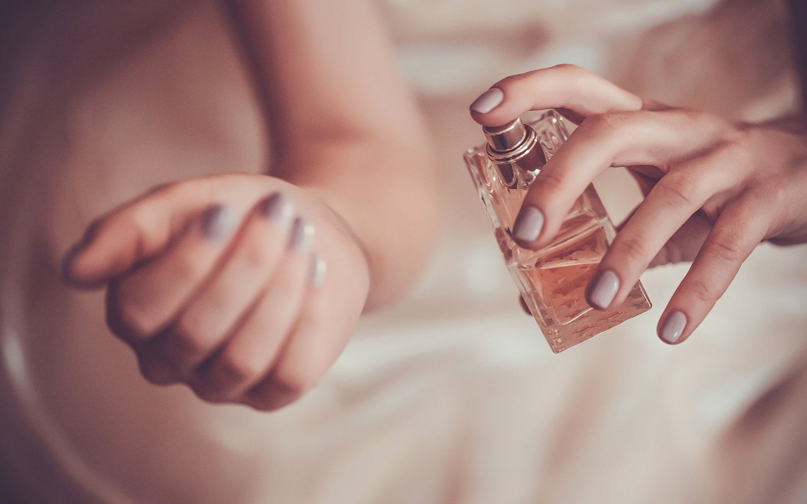 You've Been Spraying Perfume Wrong
