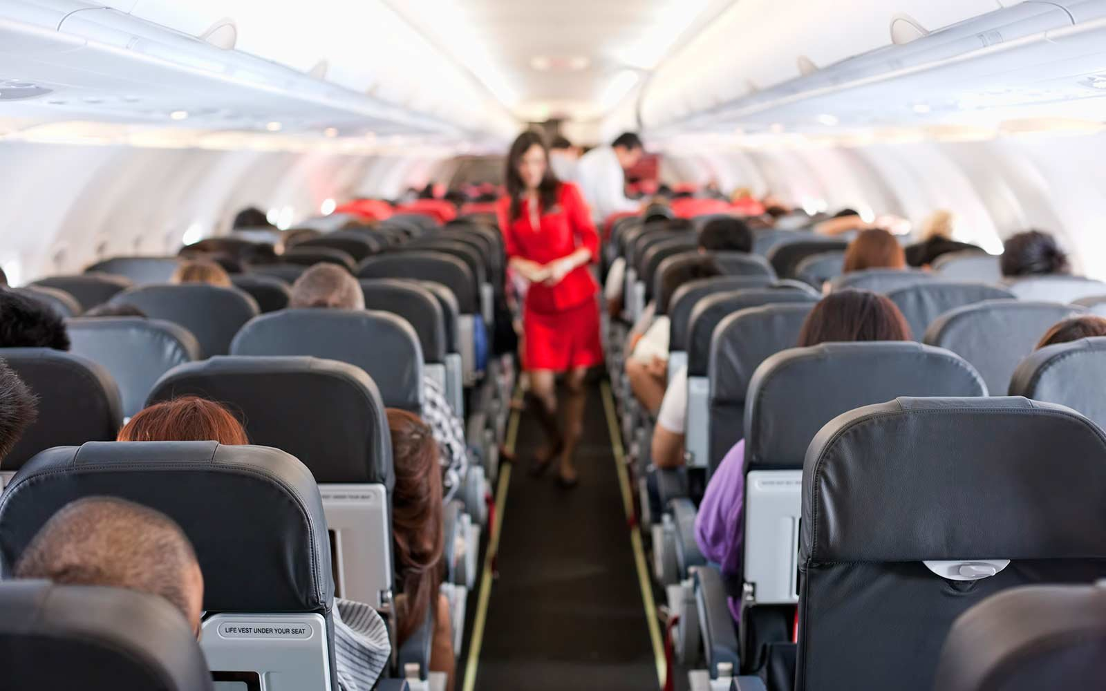 Flight attendant on surviving a plane crash
