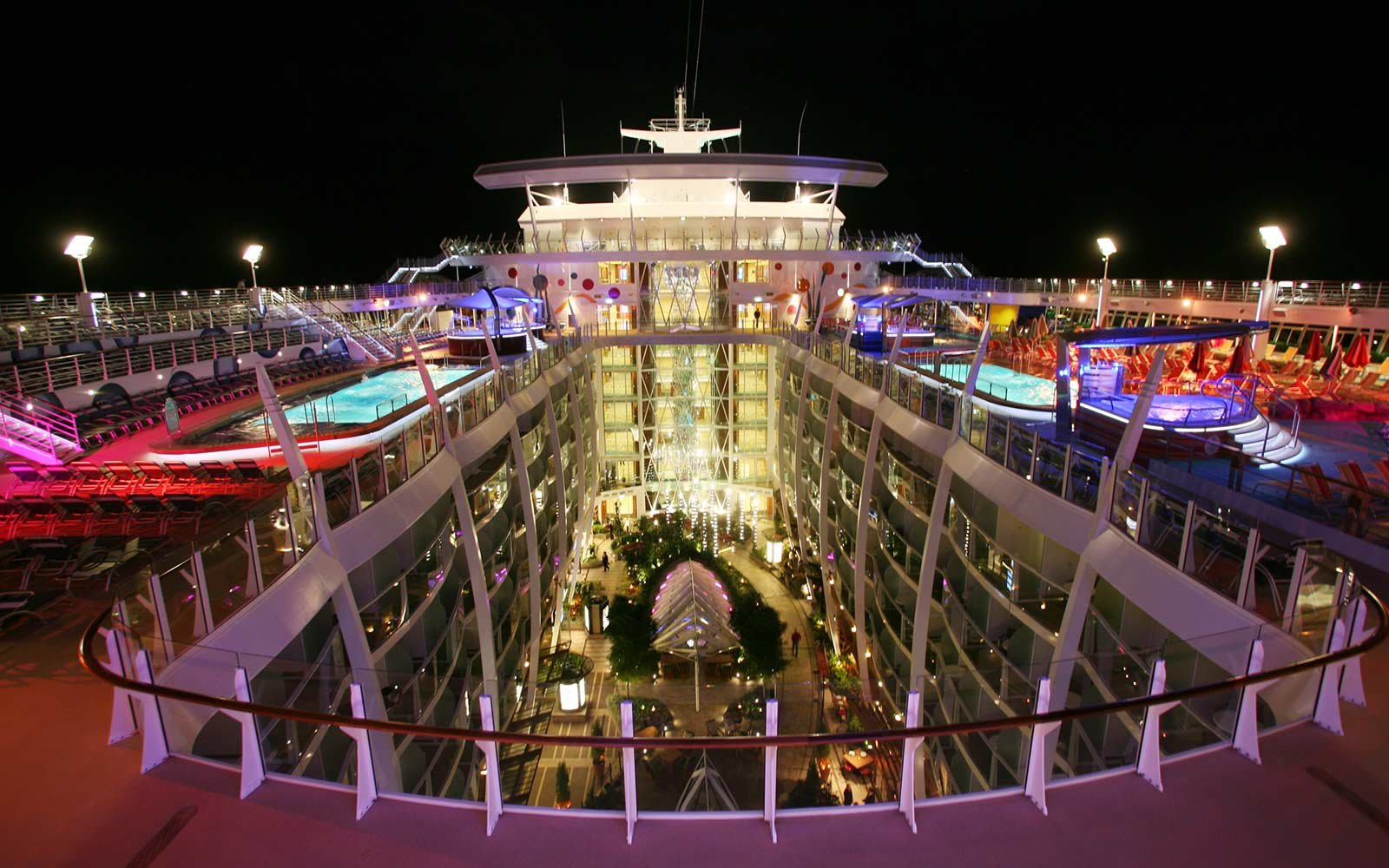 Five Things To Know About Royal Caribbean Internationals Allure - Allure cruise ship